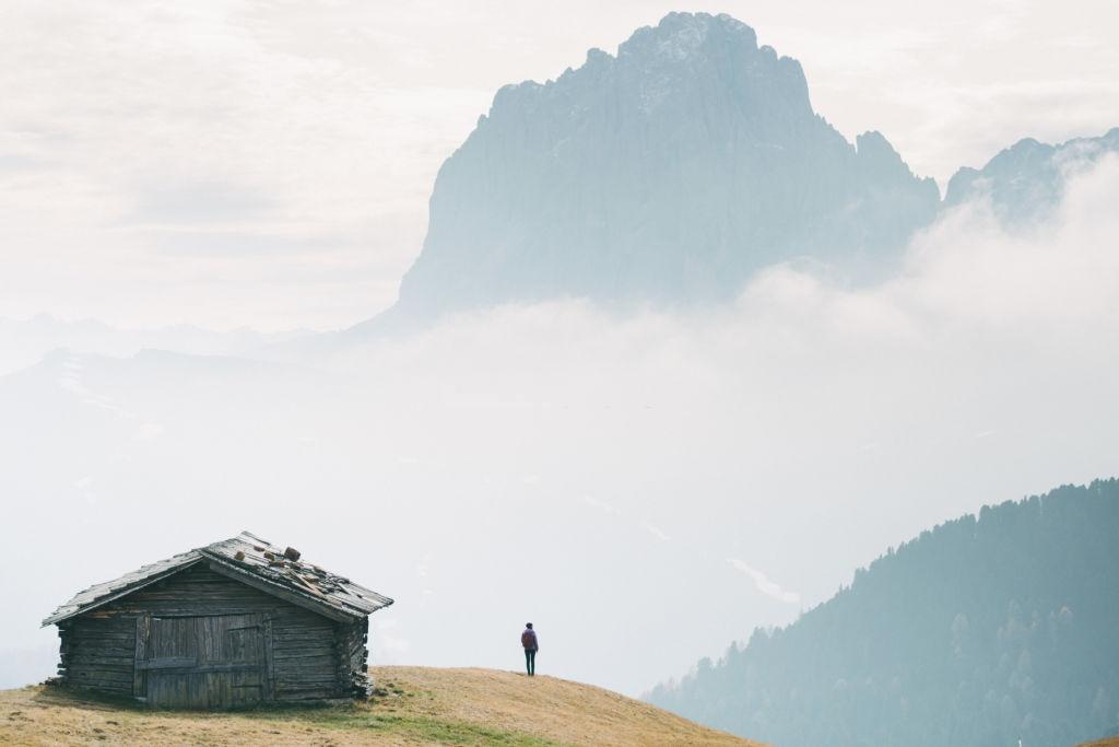 Dolomites Dağları