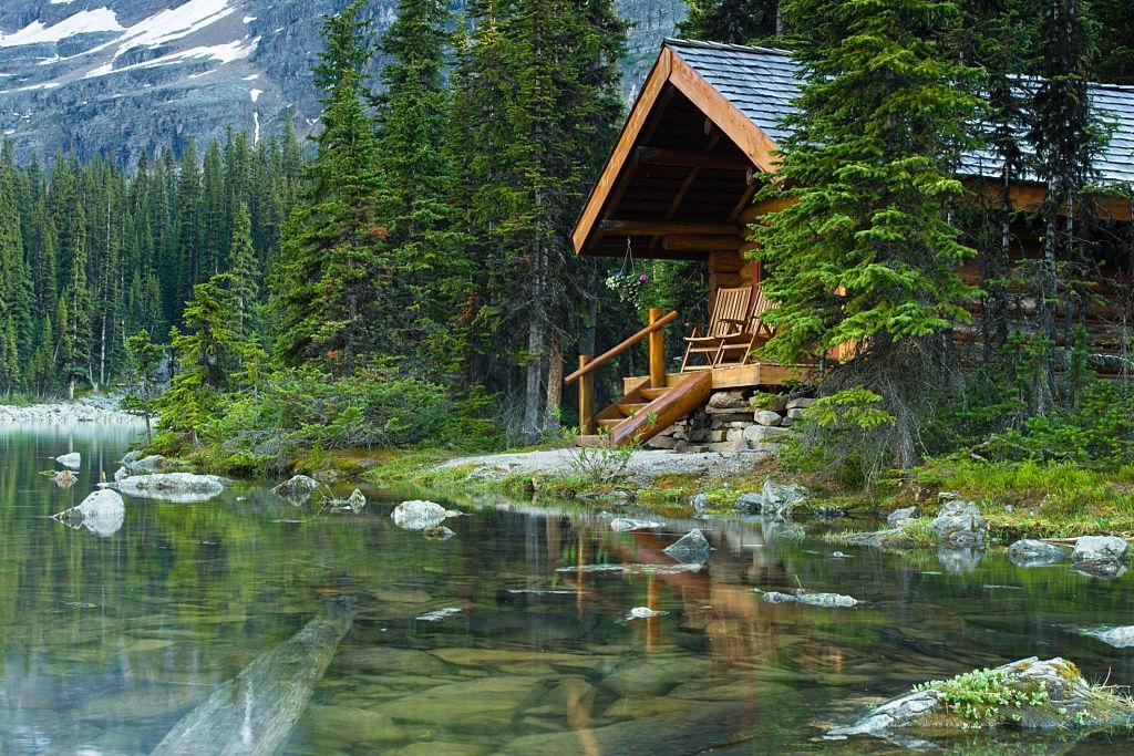 O'hara Gölü, Kanada