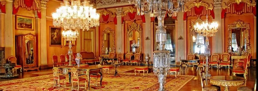 Dolmabahce Sarayı