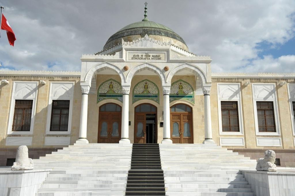 Ankara Etnografya Müzesi
