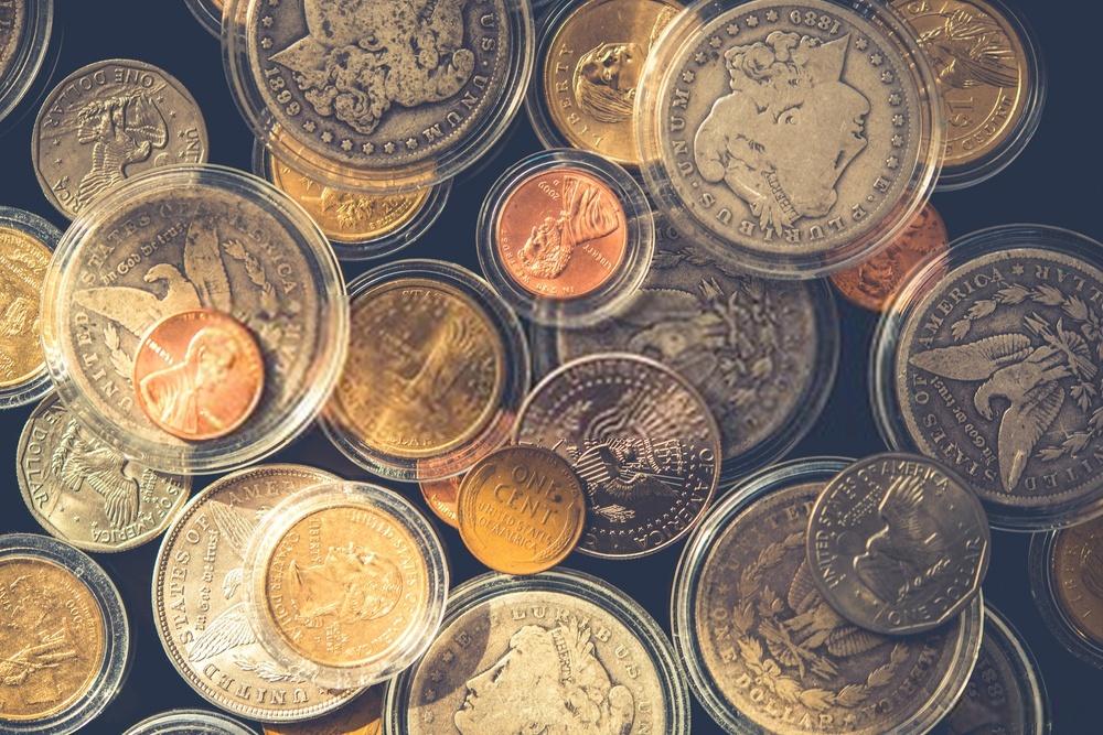 Antik Para Koleksiyonu