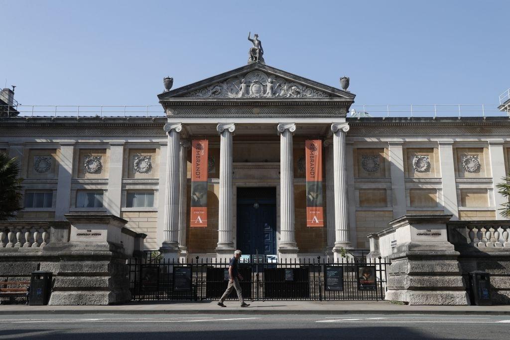 Ashmolean Müzesi, Oxford