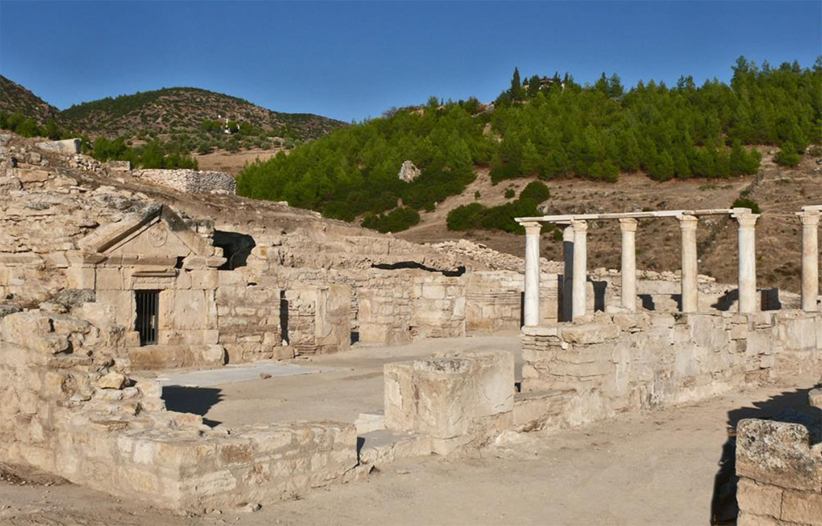 Havari Philippus Mezar Kilisesi