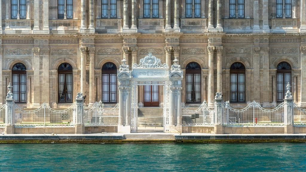 Dolmabahçe Sarayı- Yalı Kapısı