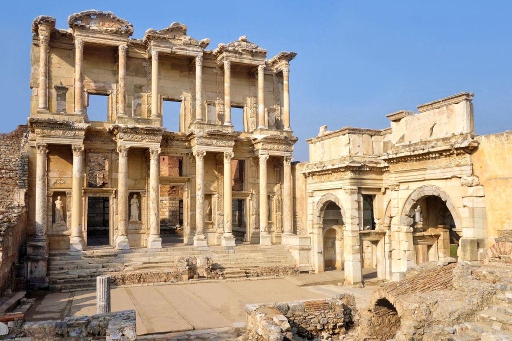 Efes Antik kenti, Selçuk,İzmir