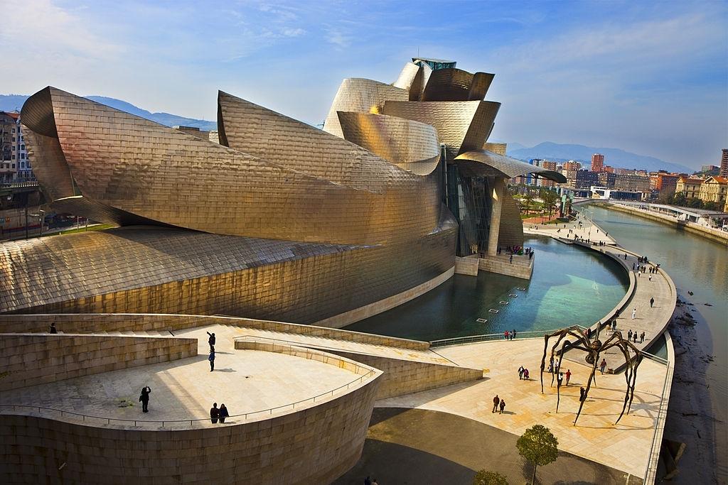 Guggenheim Bilbao Müzesi, İspanya
