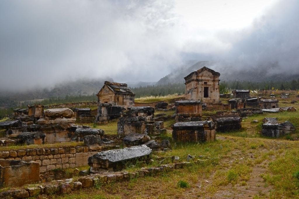Hierapolis Nekrapol Alanı