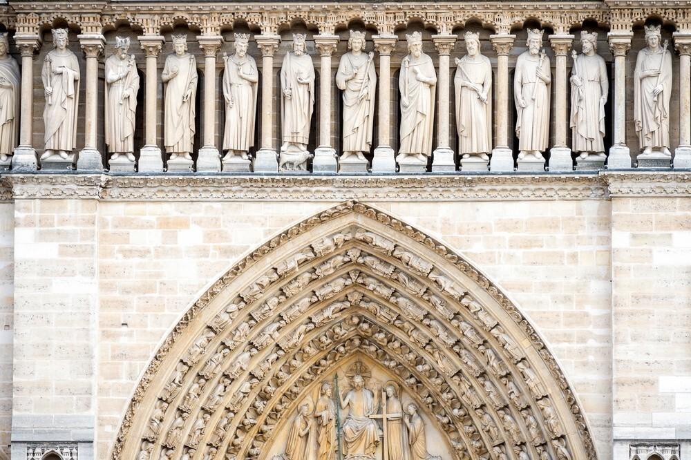 Notre Dame Krallar Galerisi