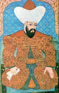 Sultan Orhan Gazi Minyatürü