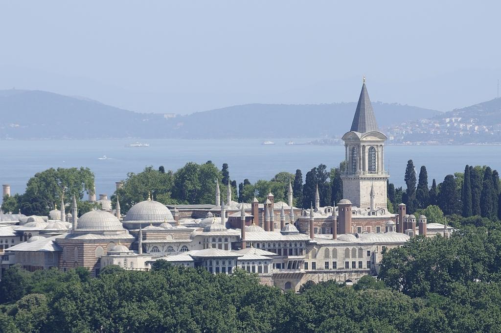 Topkapı Sarayı,İstanbul