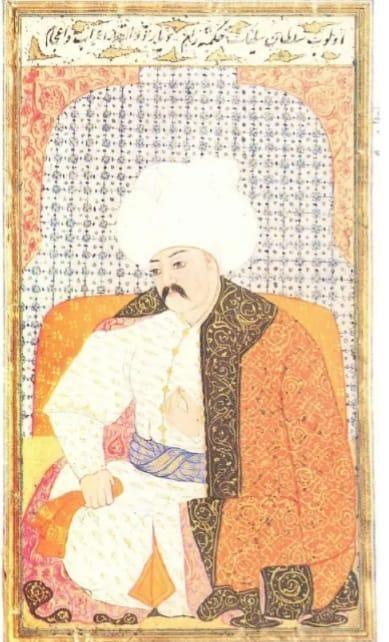 Yavuz Sultan Selim Minyatürü
